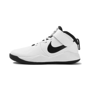 Tenis-Nike-Team-Hustle-PS-Infantil-Branco
