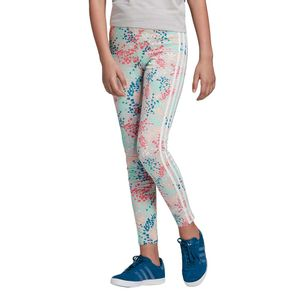 Legging-adidas-Flowers-Infantil-Multicolor