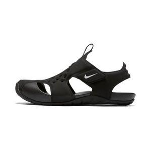 Papete-Nike-Sunray-Protect-2-Ps-Infantil-Preta