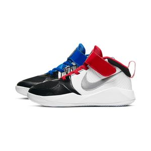 Tenis-Nike-Team-Hustle-D-9-Auto-Ps-Infantil-Multicolor