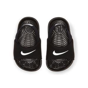 Chinelo-Nike-Kawa-Slide-Td-Infantil-Preto