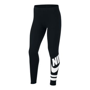 Legging-Nike-Favorite-Gx3-Infantil-Preta