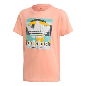Camiseta-adidas-Originals-Infantil-Multicolor