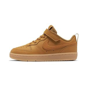 Tenis-Nike-Court-Borough-Low-2-Ps-Infantil-Marrom
