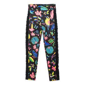 Legging-Nike-One-Print-Femme-Infantil-Multicolor