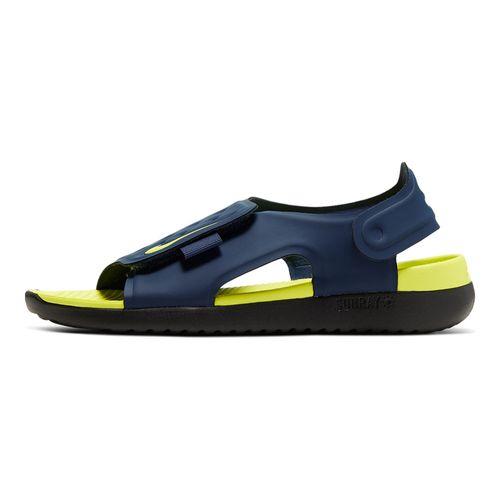 Papete-Nike-Sunray-Adjust-5-PsGs-Infantil-Azul