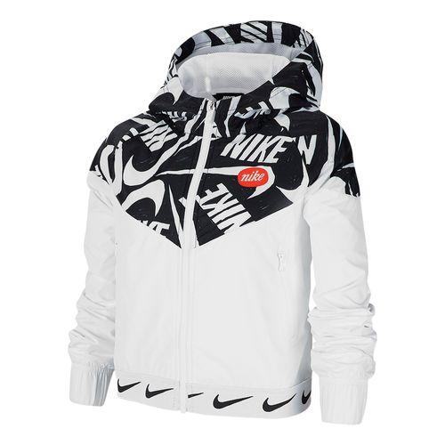 Jaqueta-Nike-Windrunner-Just-Do-It-Infantil-Branco