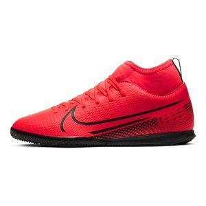 Chuteira-Nike-Superfly-7-Club-Ic-Jr-Gs-Infantil-Vermelho