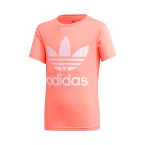 Camiseta-Adidas-Trefoil-C-Infantil-Rosa