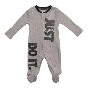 Macacao-Nike-Infantil-Cinza