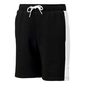 Shorts-Puma-X-Sega-Infantil-Preto