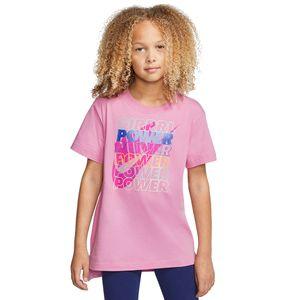 Camiseta-Nike-Dptl-Infantil-Rosa