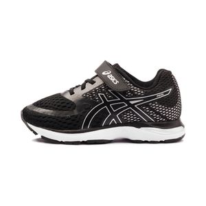 Tenis-Asics-Gel-Pulse-10-A-PS-Infantil-Preto