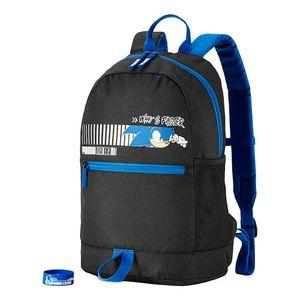 Mochila-Puma-X-Sega-Sport-Infantil-Azul