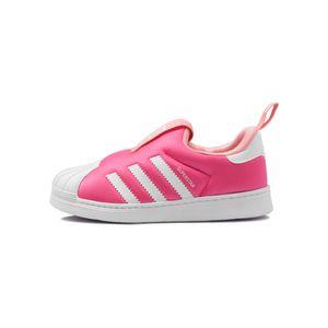 Tenis-adidas-Superstar-360-TD-Infantil-Rosa