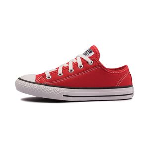 Tenis-Converse-Chuck-Taylor-All-Star-Border-Ox-Ps-Infantil-Vermelho