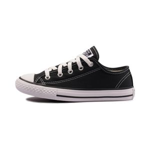 Tenis-Converse-Chuck-Taylor-All-Star-Border-Ox-Ps-Infantil-Preto