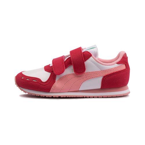 Tenis-Puma-Cabana-Racer-Psv-Infantil-Multicolor