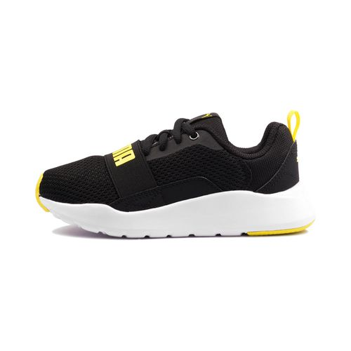 Tenis-Puma-Wired-Ps-Infantil-Preto