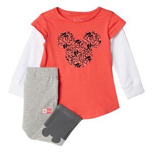 Agasalho-adidas-Disney-Tm-Set-Infantil-Multicolor