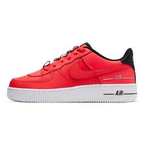 Tenis-Nike-Air-Force-1-Lv8-GS-Infantil-CJ409-2-600-Vermelho