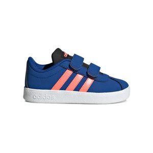 Tenis-Adidas-Vl-Court-2.0-Cmf-Td-Infantil-Azul