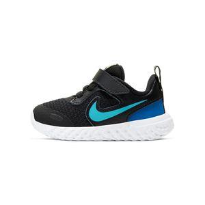 Tenis-Nike-Revolution-5-TD-Infantil-Preto