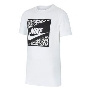 Camiseta-Nike-Futura-Intantil-Branco