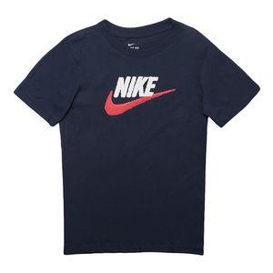 Camiseta-Nike-Infantil-Azul