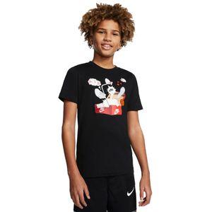 Camiseta-Nike-Air-Infantil-Preto