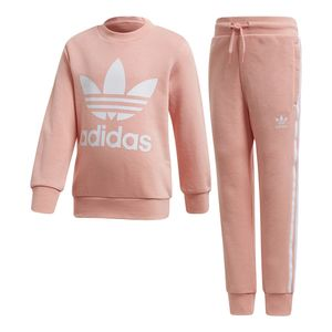 Conjunto-Adidas-Infantil-Rosa