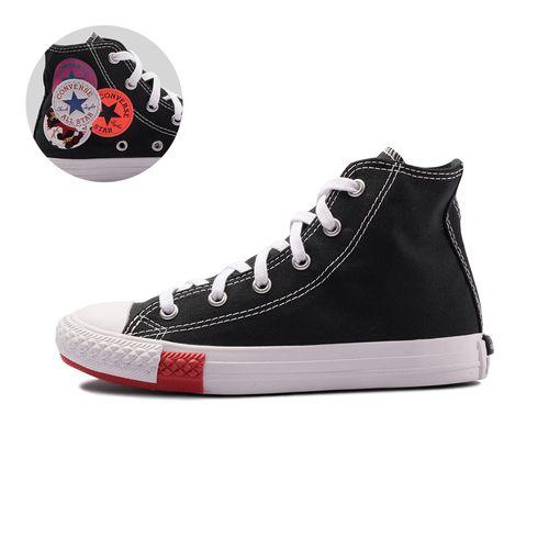 Tenis-Converse-Chuck-Taylor-All-Star-Ps-Infantil-Preto