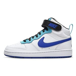 Tenis-Nike-Court-Borough-Mid-2-Gs-Infantil-Branco