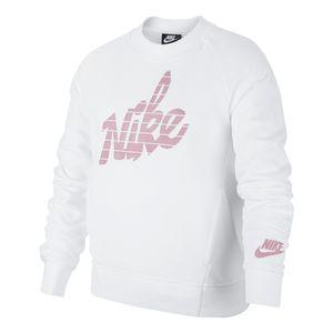 Camiseta-Nike-Infantil-Branca