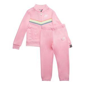Conjunto-Nike-Heritage-Infantil-Rosa