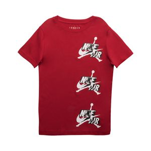 Camiseta-Jordan-Jumpman-Classics-3Peat-Infantil-Vermelha