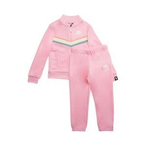 Conjunto-Nike-Heritage-Set-Infantil-Rosa