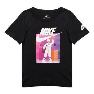 Camiseta-Nike-Character-Infantil-Preto