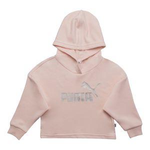 Blusa-Puma-Ess--Infantil-Rosa