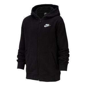 Blusao-Nike-Club-Infantil-Preto