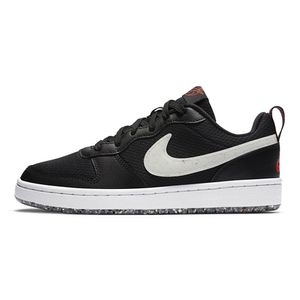Tenis-Nike-Court-Borough-Low-2-Se-Gs-Infantil-Preto
