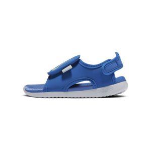 Papete-Nike-Sunray-Adjust-5-Td-Infantil-Azul