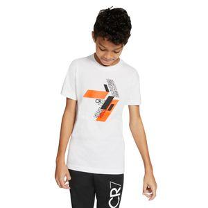 Camiseta-Nike-Cr7-Infantil-Branca