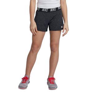Shorts-Nike-Dri-Fit-Trophy-Infantil-Preto