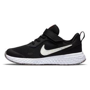 Tenis-Nike-Revolution-5-Se-Psv-Infantil-Preto