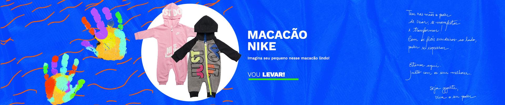 Macacão Nike