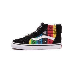 Tenis-Vans-Sk8-Hi-Zip-Td-Infantil-Multicolor
