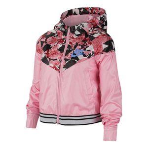 Jaqueta-Nike-Windrunner-Infantil-Rosa