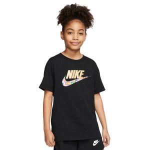Camiseta-Nike-World-Futura-Infantil-Preta