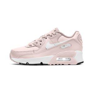 Tenis-Nike-Air-Max-90-Ltr-Ps-Infantil-Rosa